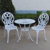 patio 3pcs bistro set