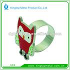 owl napkin ring