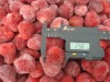 supply high quality new crop IQF frozen strawberry
