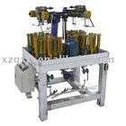 high speed 16 spindle elastic lace braiding machine