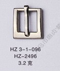 metal buckle for shoe leather belt