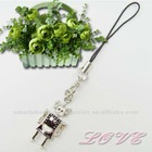 Realistically mobile phone charm ,mobile phone charm manufacture,suppliers