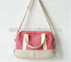 2012 spring necessary practical tourism big package han edition female bag change canvas zimu bag