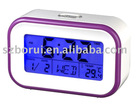 sound control digital talking alarm clock BR-803A