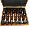 12pc/set woodworking chisel with lowest price and selling fast in foreign country