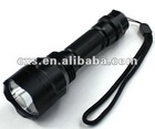 Promot led flashlight torch in stock