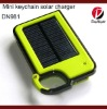 Iphone mobile Solar Charger 1450mA with AC adaptor DN981