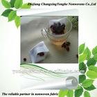 2012 the latest high quality polypropylene spunbond nonwoven fabric for tea bag