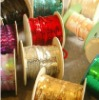 Most popular Christmas omament spangle sequin colour bar,various colors available,PVC sequin strip roll wholesale!!
