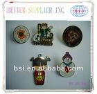 souvenir badge/Metal Souvenir Badge