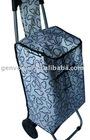 2 wheel folding shopping bag with big capacity YF-11