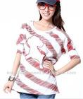 2013 long sleeve women t-shirt