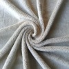 XCL 100% Polyester super soft short pile velvet /supersoft velvet /short velboa /tricot fabric /fleece fabric