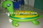 Inflatable Tortoise Ride