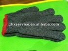 we sell good quality nylon mesh vegetable peeling glove with competitive price