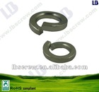 Carbon steel spring washer