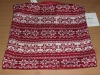 jacquard knitted cushion cover