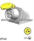 3-Wire Industry socket / Socket-outlet