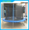 Rebounder circular trampoline with Safety Net