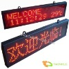 1 line and 2 lind LED sign
