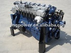 china HL bus engines