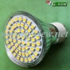 3 years warranty GU10 60SMD led light