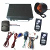 Multifunction car alarm system