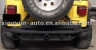 Rock Crawler rear bumper with tire carrier(AS-BP-001)