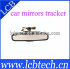 Advanced Car Review mirror DVR with GPS for motorcycle/car /vehicle