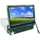 "7"" 1 din in dash touch monitor.VGA port with AM/FM/Amplifier"