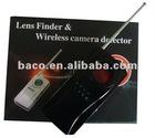 Senstivity camera camera finder detector sweep all hidden camera lens ,gps tracker gsm bug