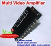 8 way video signal amplifier booster processor