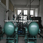 Chongqing ZSC waste cars/motors/engine oil recycling plant