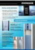 Water dispenser(RO system,water treatment product,water purifier)