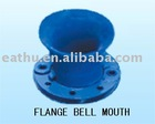 bell mouth cast iron pipe fittings