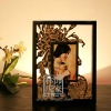 Q185-72Antique Style Wooden Photo Frame