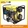 6 KW Single Cylinder Direct Injection Diesel Generator Set