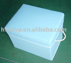 Morden MDF+ Nonwoven+ 100% cotton foldable storage stool