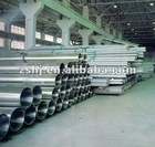 hot rolled galvanized circular steel pipe