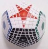 magic cube MF8 /Teraminx /white,black
