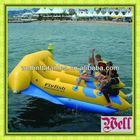 2012 new Inflatable fly fish boat
