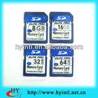 SD Card OEM Order 512MB 1GB 2GB 4GB 8GB 16GB 32GB 64GB optional