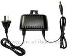 12v 1000ma output standard Hanging type ac dc adaptor