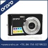 "ORDRO Promotional Digital Camera DC-T1, 2.7"" TFT Panel, 12.0 Mega Pixels, Buit-in Battery"