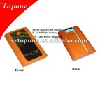 MP4 moving battery usb charger