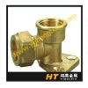 HT 02 Brass compression fitting