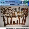 Environmental Copper Fasteners