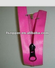 open-end TPU waterproof zipper