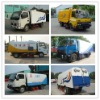 Hot Sell Dongfeng 10cbm Sweeper Truck