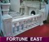 China White Marble Porch Railings
